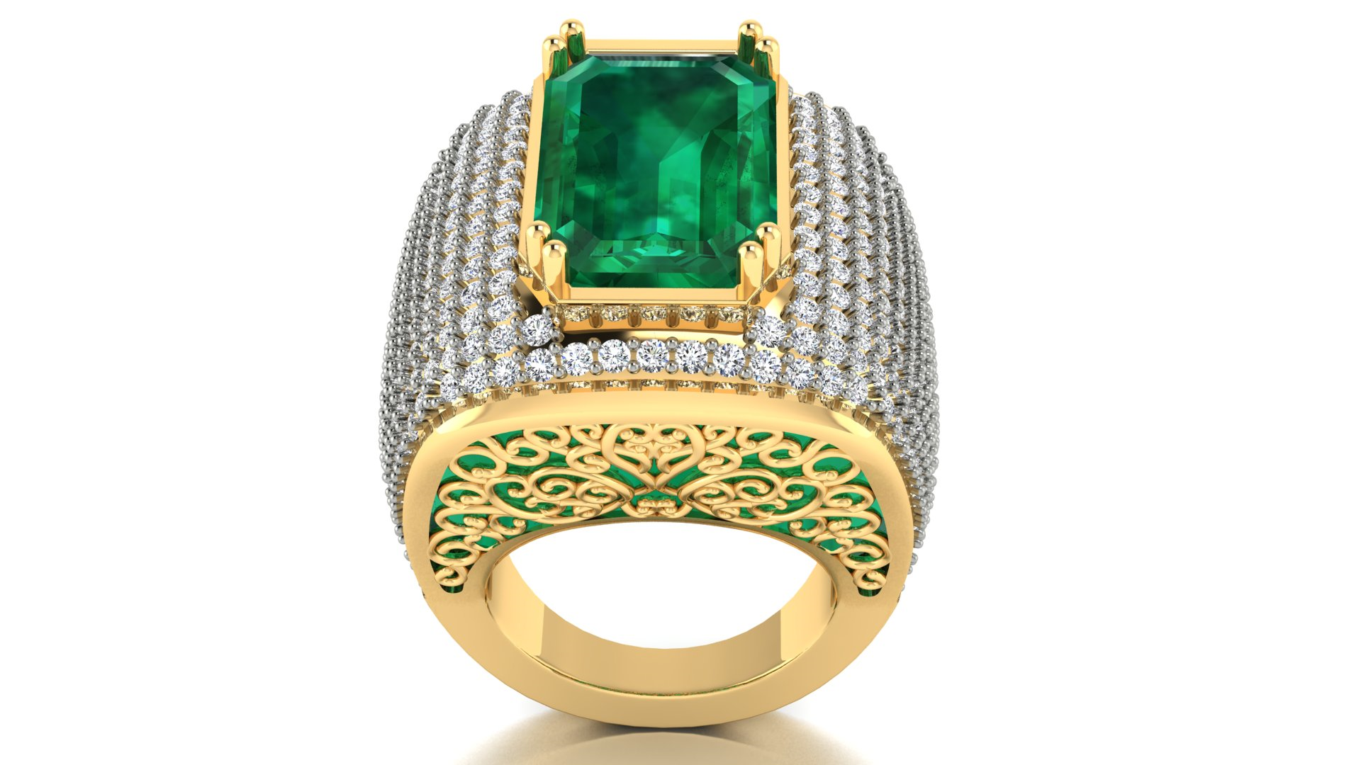 Queen Style Royal Ring for Women